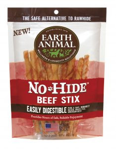 Earth Animal No-Hide Beef Stix