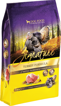 Zignature Turkey Formula Limited Ingredient Dry Dog Food