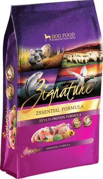Zignature Zssentials Formula Limited Ingredient Dry Dog Food
