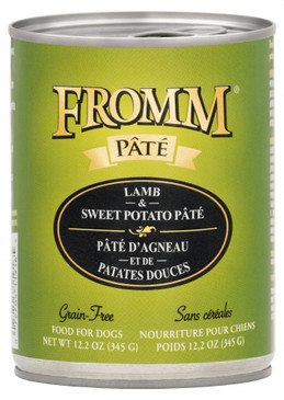Fromm Grain Free Lamb & Sweet Potato Pate