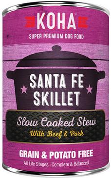 Koha Santa Fe Skillet Slow Cooked Stew