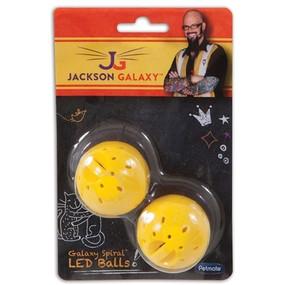 Jackson Galaxy-L.E.D. Balls