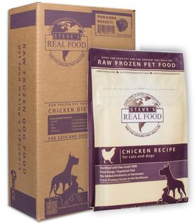 Steve's Chicken Canine/Feline Raw Formula 5#