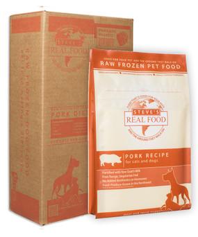 Steve's Pork Canine/Feline Raw Formula 5#