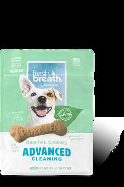 Tropiclean-Advanced Cleaning Dental Chews Small