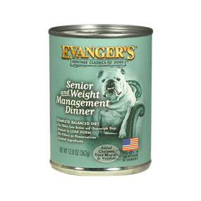 Evanger's Senior & Weight Management Classic Recipe
