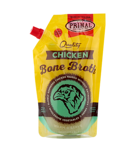 Primal Bone Broth Chicken 20 oz