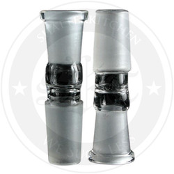 10mm Male to 14.4mm Female Glass Fitting Adapter GonG