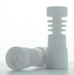 Ceramic Food Grade Domeless Nail 14mm & 18mm