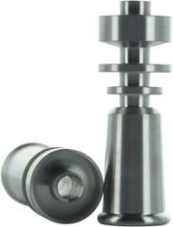 10mm Micro Gr2 Titanium Ti Dab Domeless Nail