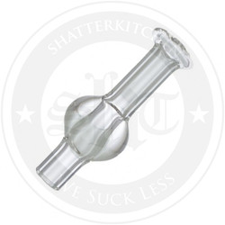 Thick Glass Directional Carb Cap for Quartz Thermal Banger Domeless Nails