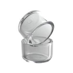 25mm Quartz Dish Insert for Banger Nails