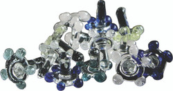 Pack of 10 x Glass Jax Screens for Bowl Slides