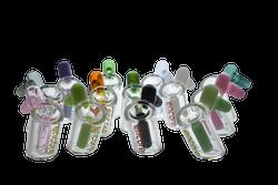 Encore Collection Mini Plug Color Showerhead 45 Degree Ashcatcher