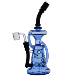 Encore Collection Color Fab Egg Recycler Dab Rig