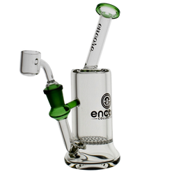 Encore Collection Glass Rig Honeycomb Slammer