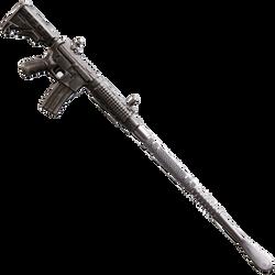 Stainless Steel Machine Gun Scooper