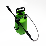 6 litre spray bottle for the localised application of chemicals like weedkiller, fungicides or pesticides.