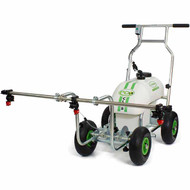 *machine not included - Use for spraying chemicals including weedkillers and fertilisers on bowling greens, cricket squares and golf greens in the winter.