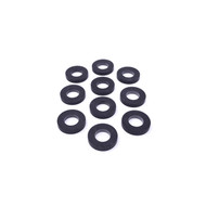 5 pack of rubber seals for use with bayonet caps on Pitchmark spray line marking machines.