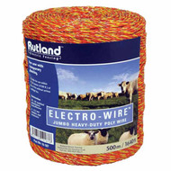 3 strand string-line polywire to ensure straight lines when marking out your grass sports pitches.