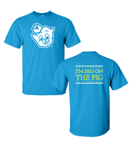 Sapphire (Blue Teal) T-Shirt (Youth) - PWYS-JW