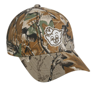 PW Camoflouge Structured Cap