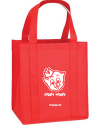 Piggly Wiggly Tote Grocery Bag
