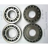 Main Bearing kit Toyota K110/K111/K112 CVT Transmissions