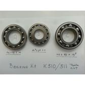 Main Bearing kit Toyota K310/k311/K312 /313 CVT Transmission