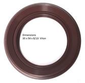 Drive shaft Seal 355613 Nissan CVT