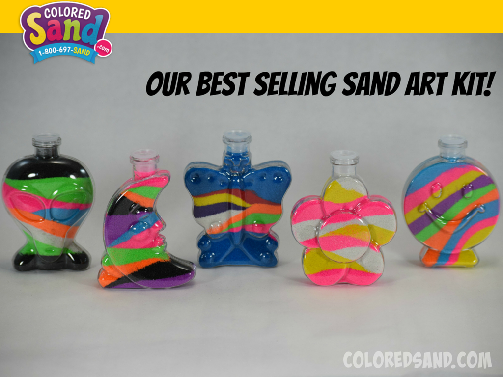 Best selling sand art