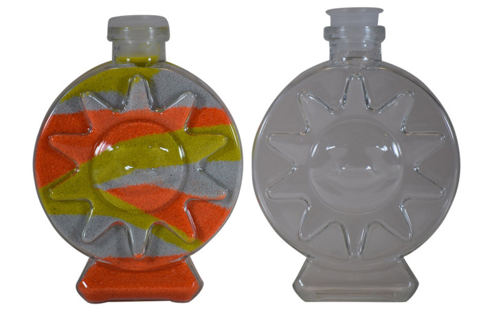 Sand Art Sun Bottle