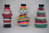 Christmas Sand Art Bottles