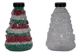 Sand Art Christmas Tree Bottle