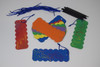 Scratch Art Colorful Bookmark