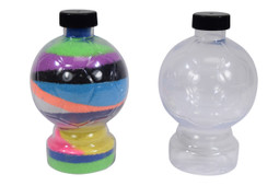 Soccer Ball Sand Art Bottle