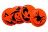 Halloween Frisbee Decoration