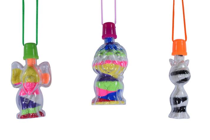 Jungle Safari Craft Necklaces
