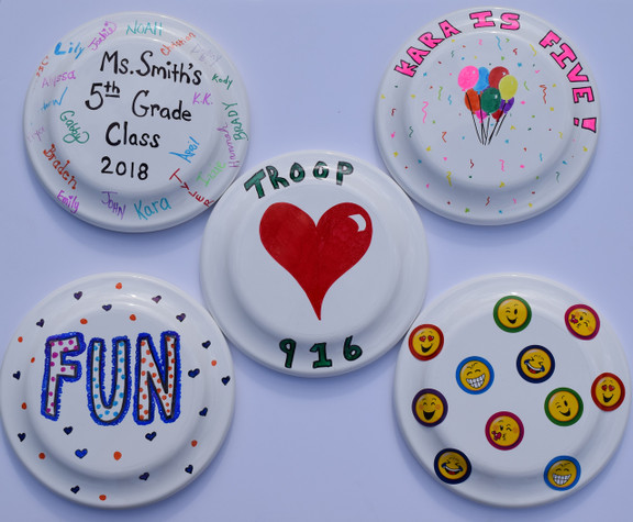 Create a Frisbee Party Pack