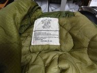 Large LINER for Military Night Desert Parka and other Fishtail Parkas