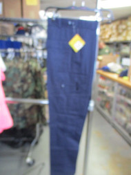 ROTHCO EMT & EMS Uniform Cargo Pants 9 Pocket -STYLE :7820 NAVY BLUE SIZE SM/LNG