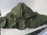 US Military SURPLUS ECW Hood w/ Synthetic Fur Ruff & lightweight lining-