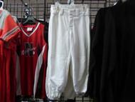 YOUTH/CHILD BASEBALL/SOFTBALL White Pants by Rawling NEW!!