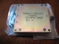 LOT OF 2 Mini-Circuits ZN3PD-900 Power Divider 800-900Mhz [BIN LOCATION EBT1-3]