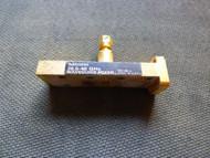 Tektronix 016-0632-01 R Band 26.5-40GHz Waveguide Mixer WM 490A