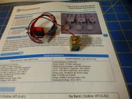 Ducommun Ka Band Gunn Diode Oscillator OGL-28350110-32 35 Ghz Center Frequency