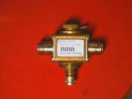 Bird 43 4275 Thruline Watt Meter Variable RF Sampler 1,000W 20-1000MHz