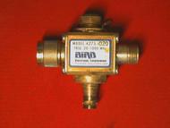 Bird 43 4275-020 Thruline Watt Meter Variable RF Sampler 1,000W 20-1000MHz