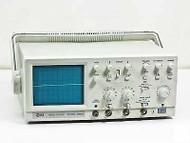 EZ Digital OS-5020 Analog Oscilloscope 20Mhz 2 Channel with 1 PROBE (UNIT#6)